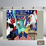 Банер 2х2, хелоуін. Печать баннера |Фотозона|Замовити банер|З Днем народже, фото 10