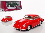 Машинка KINSMART Porsche Carrera (Красный), фото 2