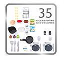 Кухня Smoby Смоби тек эдишн звук Kitchen Tech Edition 311049, фото 4