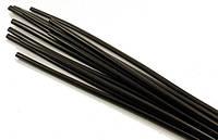Термоусадка RSFR-105, 10/5,0мм, чёрная, 1метр