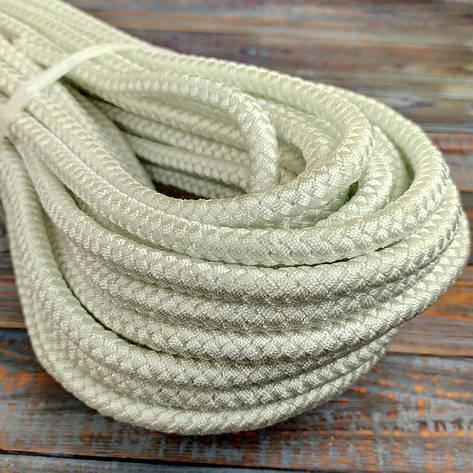 14мм - 100м  - 2100кг Белорусская капроновая плетеная  веревка ПА+ПЕ со сроком службы до 50лет, фото 2