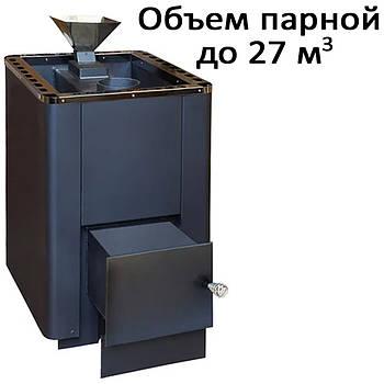 Печь банная, с испарителем, с выносом, глухая дверь, черн.  PI-20L (20кВт)