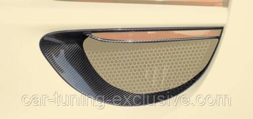 MANSORY rear bumper air outtake cover for Porsche 918 Spyder