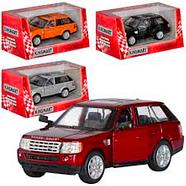 Машинка KINSMART Range Rover Sport (Черный), фото 2