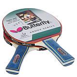 Набор для настольного тенниса 2 ракетки, 3 мяча BUT MT-1278, фото 2