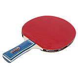 Набор для настольного тенниса 2 ракетки, 3 мяча BUT MT-1278, фото 3
