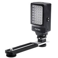 Накамерный свет видеосвет LED Toptec DV-35