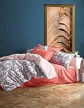 Комплект постільної білизни євро Cotton box Ранфорс Minimal Seri Tile