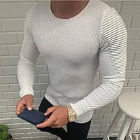 Джемпер белый модельный