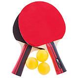 Ракетка для настільного тенісу 729 Friendship 1060: ракетка +чохол, фото 2