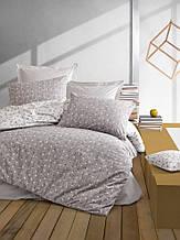 Комплект постільної білизни євро Cotton box Ранфорс Minimal Seri Mottle