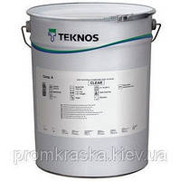 Текнодур 0110 - Полиуретановая покрывная краска для металла  промышленная