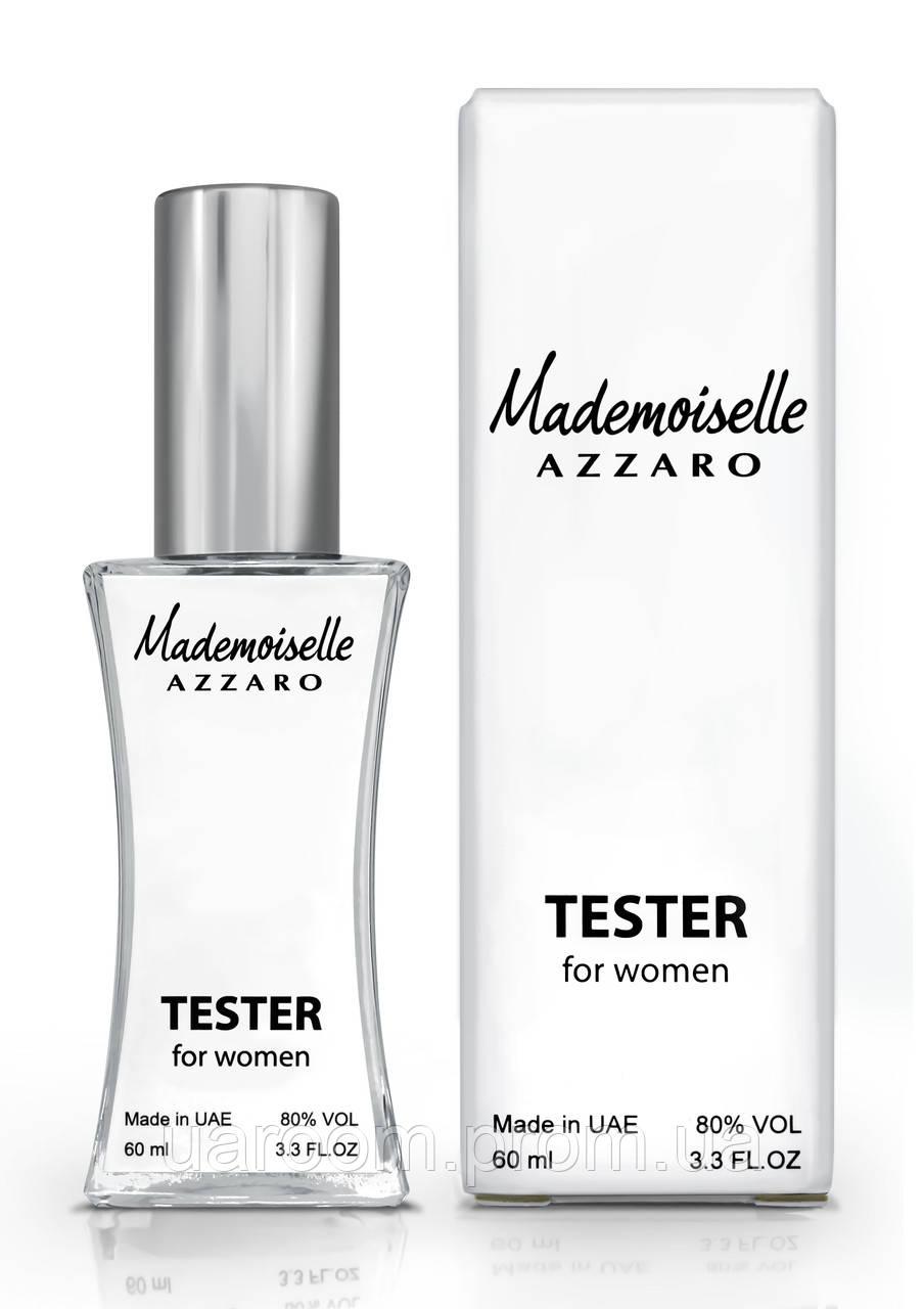 Тестер женский Azzaro Mademoiselle, 60 мл.
