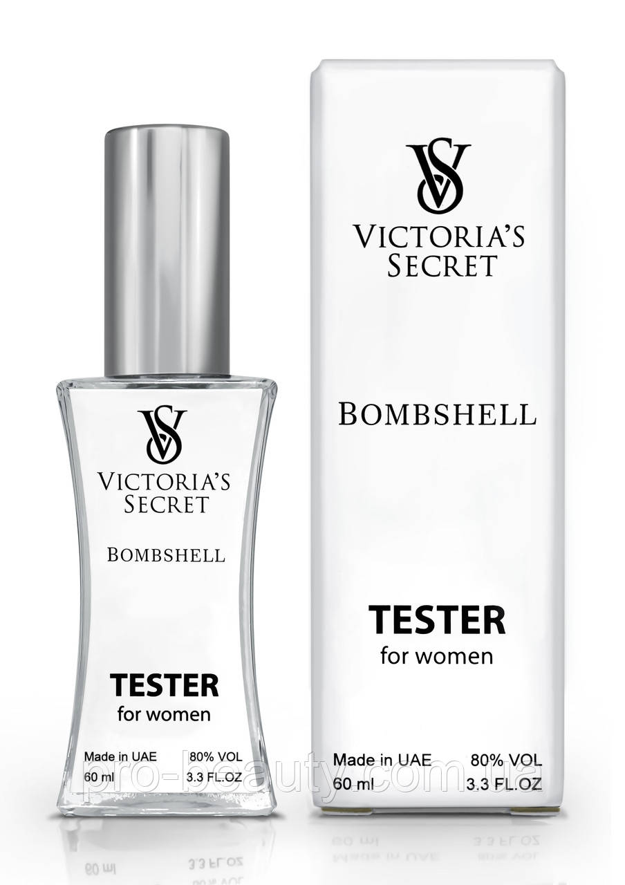 Тестер жіночий Victoria's Secret Bombshell, 60 мл