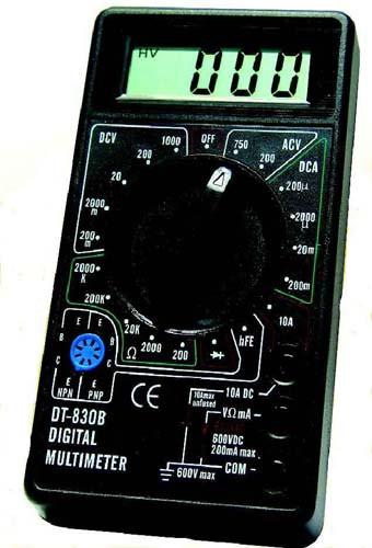 Бытовой мультиметр DT-830B  код 830B - Мелочи жизни  в Одесской области