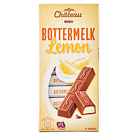 Молочный шоколад Chateau Bottermelk Lemon, 200 g.
