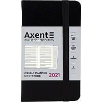 Еженедельник 2021 Axent Pocket Strong 8508, A6-, 90x150 мм, 96 листов