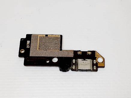 Нижня плата з роз'ємом зарядки Lenovo Vibe X2 оригінал , сервісна, фото 2