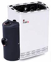 Электрическая печь Sawo MINI MN-23 NB (2.3 кВт, 1,3-2,5 м3, 220/380 В ), со встр. пультом управле