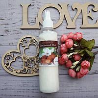 Рафинированное кокосовое масло во флаконе для волос/тела/загара Organic, 250 мл