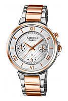 Женские часы CASIO Sheen SHE-3040SPG-7AUER оригинал