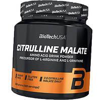 Цитрулін BioTech Citrulline Malate 300g БЕЗ СМАКУ