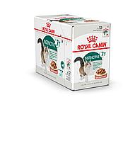Royal Canin Instinctive +7 85 гр упаковка 12 шт влажный корм (Роял Канин) для взрослых кошек в соусе, фото 1