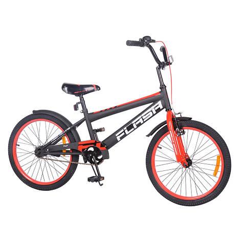 "Велосипед FLASH 20"" T-22046 red /1/, фото 2"