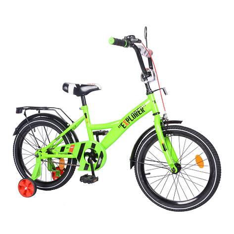 "Велосипед EXPLORER 18"" T-21819 green /1/, фото 2"