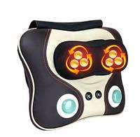 Гібридна масажна подушка Lumbar Vertebra Massage Machine B51, фото 1