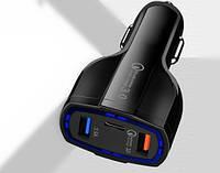 Автомобильная зарядное устройство Quick Charge 3.0 SY-KC368, фото 1