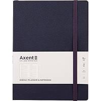 Еженедельник недатированный Axent Partner Soft L, 8605, 190x250 мм, 96 листов