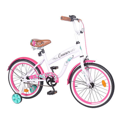 "Велосипед CRUISER 18"" T-21836 crimson /1/, фото 2"