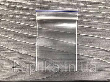 Пакет зип-лок 35*45 мм 100 шт