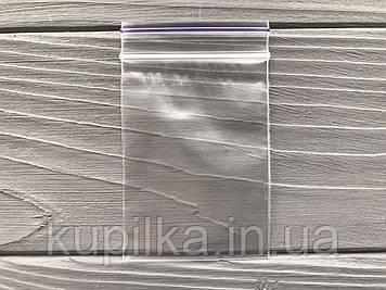 Пакет зип-лок 50*70 мм 100 шт