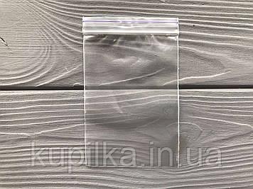 Пакет зип-лок 150*200 мм 100 шт