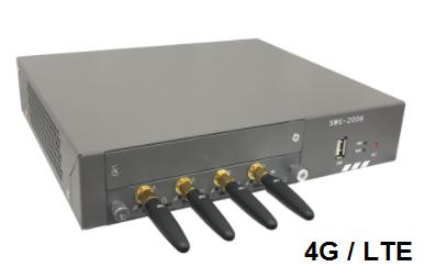 GSM-шлюз OpenVox SWG-2008-4L