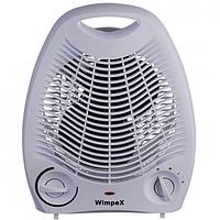 ОРИГіНАЛ! Компактный якісний Тепловентилятор електричний обігрівач, дуйчик, дуйка Wimpex WX-425