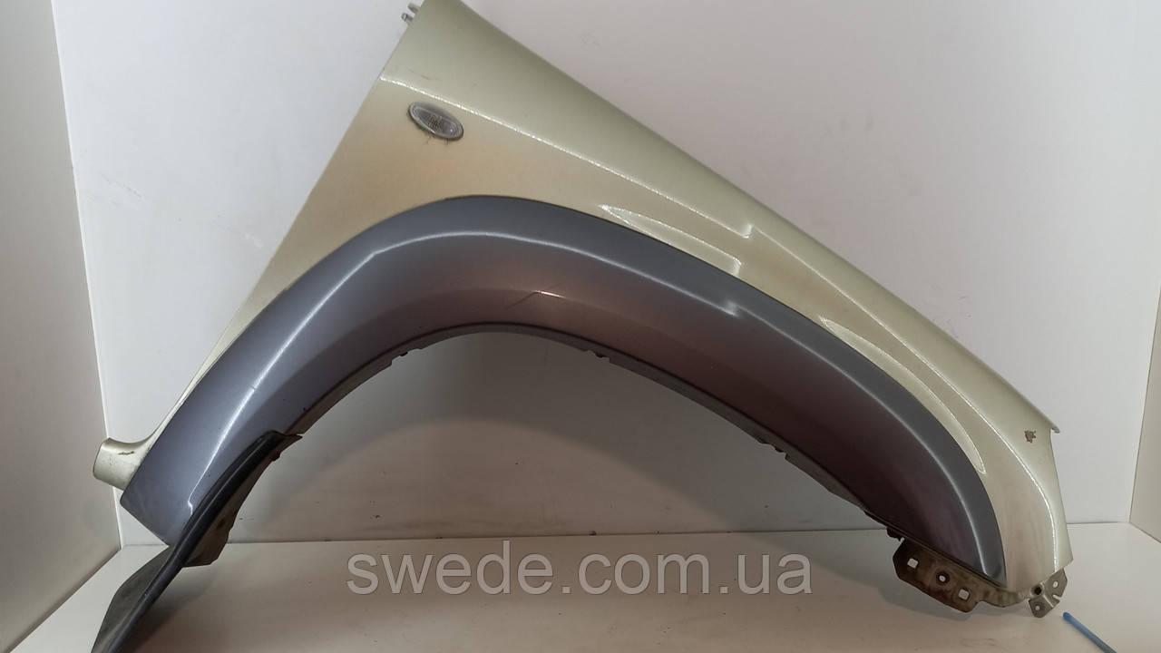Крыло правое Mazda BT-50 2006-2011 гг UR6152110E
