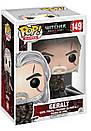 Колекційна фігурка Funko POP! Witcher: Geralt, фото 5