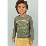 Дитяча кофта H&M для хлопчика на зріст 92 см (на 1,5-2 роки), фото 2
