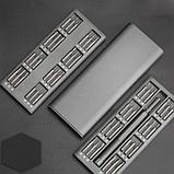 Набор магнитных прецизионных отверток UKC в алюминиевом футляре (49 в 1), фото 4