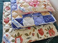 Одеяло 172х205 холлофайбер летнее Merkys цветной поликоттон