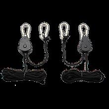 Подвесы для оборудования усиленные Rope Ratchet Heavy Weight (2шт в упаковке)