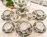 Английский чайно кофейный сервиз на шесть персон,  Ridgway, Windsor, Staffordshire England, 60-70 е года, фото 3