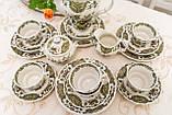 Английский чайно кофейный сервиз на шесть персон,  Ridgway, Windsor, Staffordshire England, 60-70 е года, фото 5