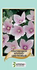 Семена Платикодон крупноцветковый розовый 50 семян W.Legutko 6053