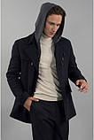 Чоловіче пальто Navi, фото 3