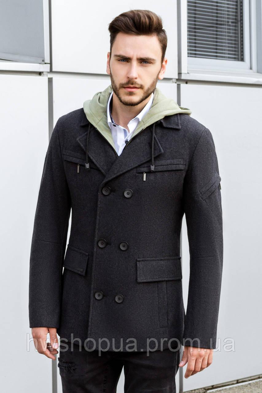 Чоловіче пальто MILITARY (тренчкот)
