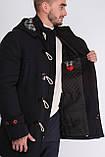 Чоловіче пальто DUFFLE COAT, фото 4